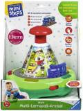 Ravensburger ministeps Spielzeug Mein Multi-Lernspaß-Kreisel 04504 B-WARE