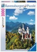 1000 Teile Ravensburger Puzzle Neuschwanstein im Herbst 15755