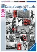 1000 Teile Ravensburger Puzzle London 19144