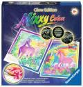 Ravensburger Mixxy Colors Wasserfarben Glow Edition 2er Set Traumhafte Einhörner 29431