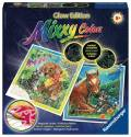 Ravensburger Mixxy Colors Wasserfarben Glow Edition 2er Set Tierliebe 29433