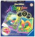 Ravensburger Mixxy Colors Wasserfarben Glow Edition 2er Set Bunte Vögel 29437