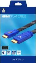 Bigben Playstation 4 HDMI Kabel 1.4 Ethernet 3 m 4K 3D gold Winkelstecker PS4 BB343496