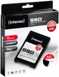 Intenso SSD interne Festplatte High Performance TLC 2,5 Zoll 480GB SATA III