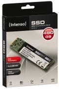 Intenso SSD M.2 interne Festplatte High Performance TLC 480GB