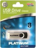 Platinum USB Stick 8GB Speicherstick TWS schwarz USB 3.0