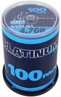 100 Platinum Rohlinge DVD+R 4,7GB 16x Spindel