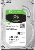 Seagate HDD interne Festplatte BarraCuda Pro 3,5 Zoll 2TB 128MB SATA III ST2000DM009