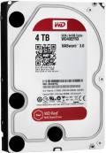 WD Western Digital HDD interne Festplatte Red 3,5 Zoll 4TB 64MB SATA III WD40EFRX