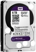 WD Western Digital HDD interne Festplatte Purple 3,5 Zoll 6TB 64MB SATA III WD60PURX