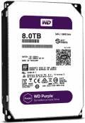 WD Western Digital HDD interne Festplatte Purple 3,5 Zoll 8TB 128MB SATA III WD80PUZX
