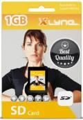 Xlyne SD Karte 1GB Speicherkarte Class 4