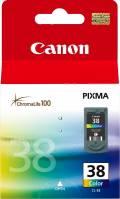 Canon Druckerpatrone original Tinte CL-38 tri-color, dreifarbig