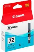 Canon Druckerpatrone original Tinte PGI-72 PC photo cyan, photo blau