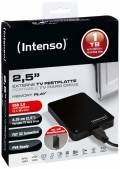 Intenso HDD externe Festplatte Memory Play PVR 2,5 Zoll 1TB USB 3.0 schwarz