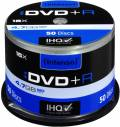 50 Intenso Rohlinge DVD+R 4,7GB 16x Spindel