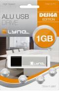 Xlyne USB Stick 1GB Speicherstick ALU silber