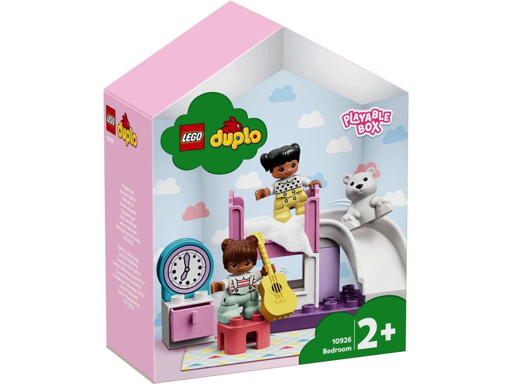 LEGO® DUPLO® Kinderzimmer-Spielbox 16 Teile 10926