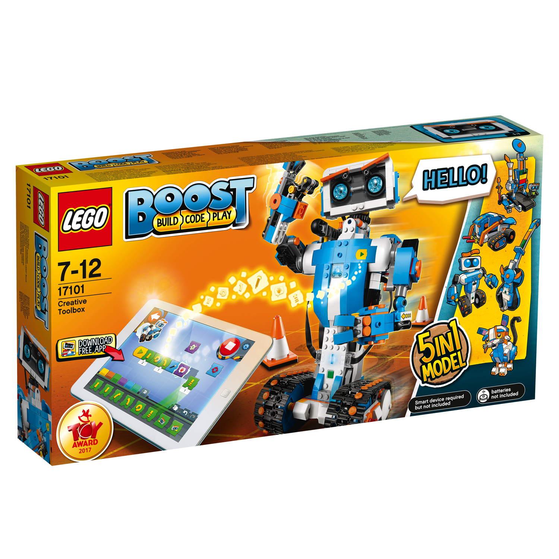 LEGO® BOOST Programmierbares Roboticset 847 Teile 17101
