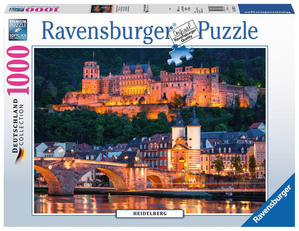 Puzzle Städte