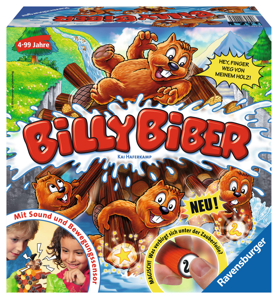 Billy Biber Spielanleitung