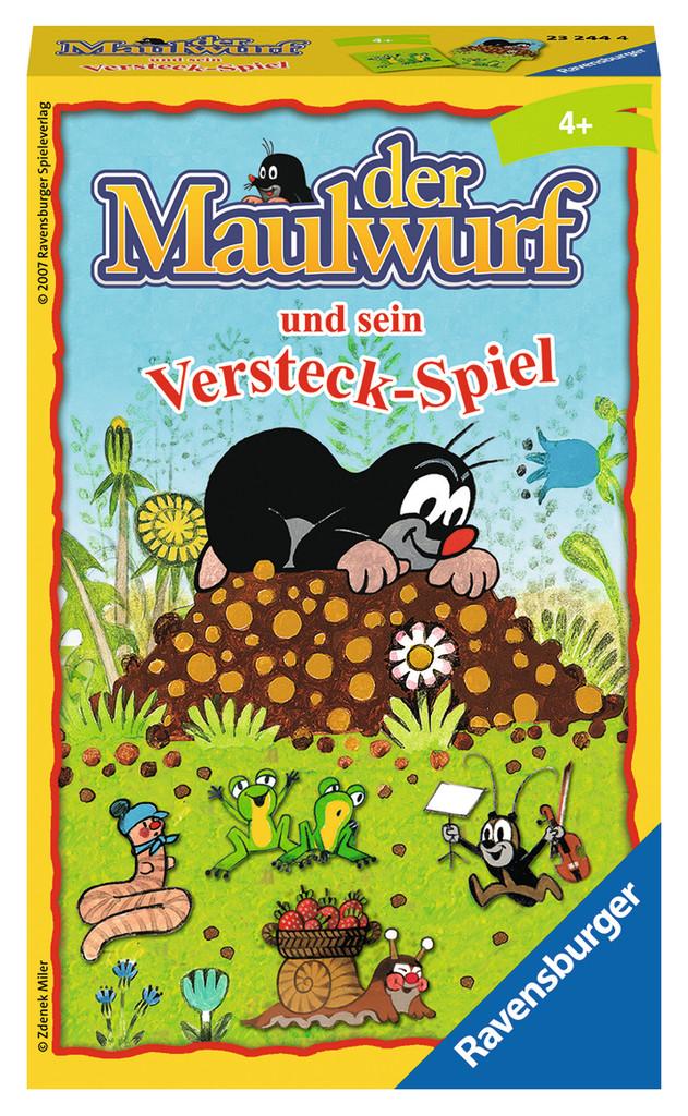 Ravensburger Maulwurf Spiel