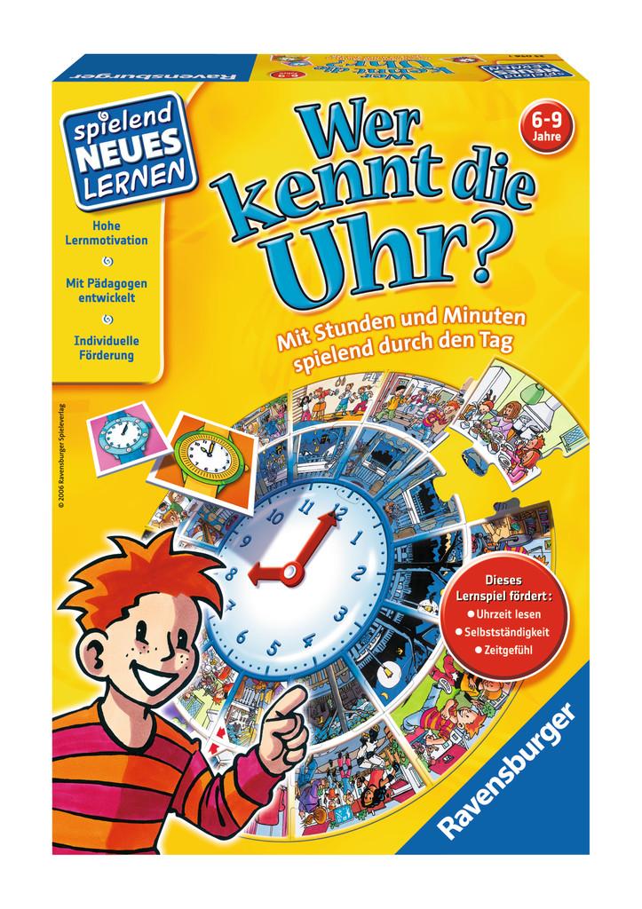 Wer Kennt Die Uhr Ravensburger