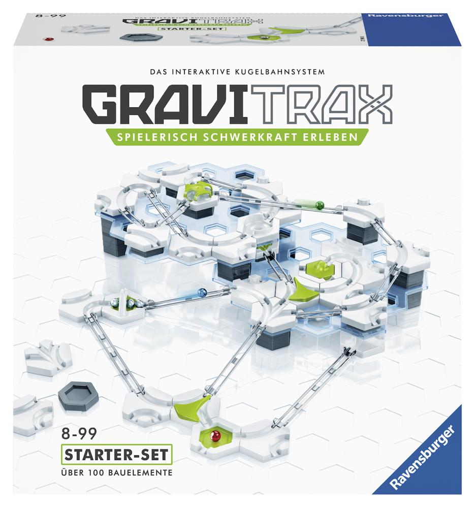 Ravensburger Brainteaser GraviTrax das innovative Bausystem Starterset 27590