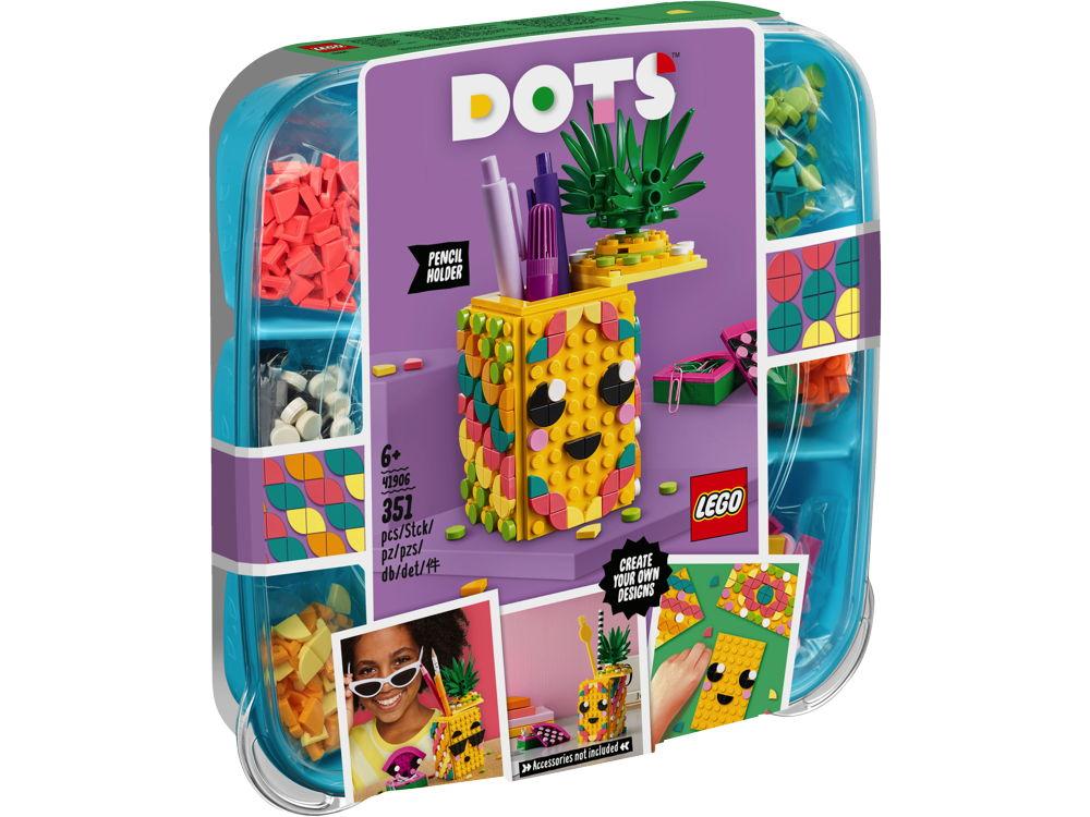LEGO® DOTS Ananas Stiftehalter 351 Teile 41906