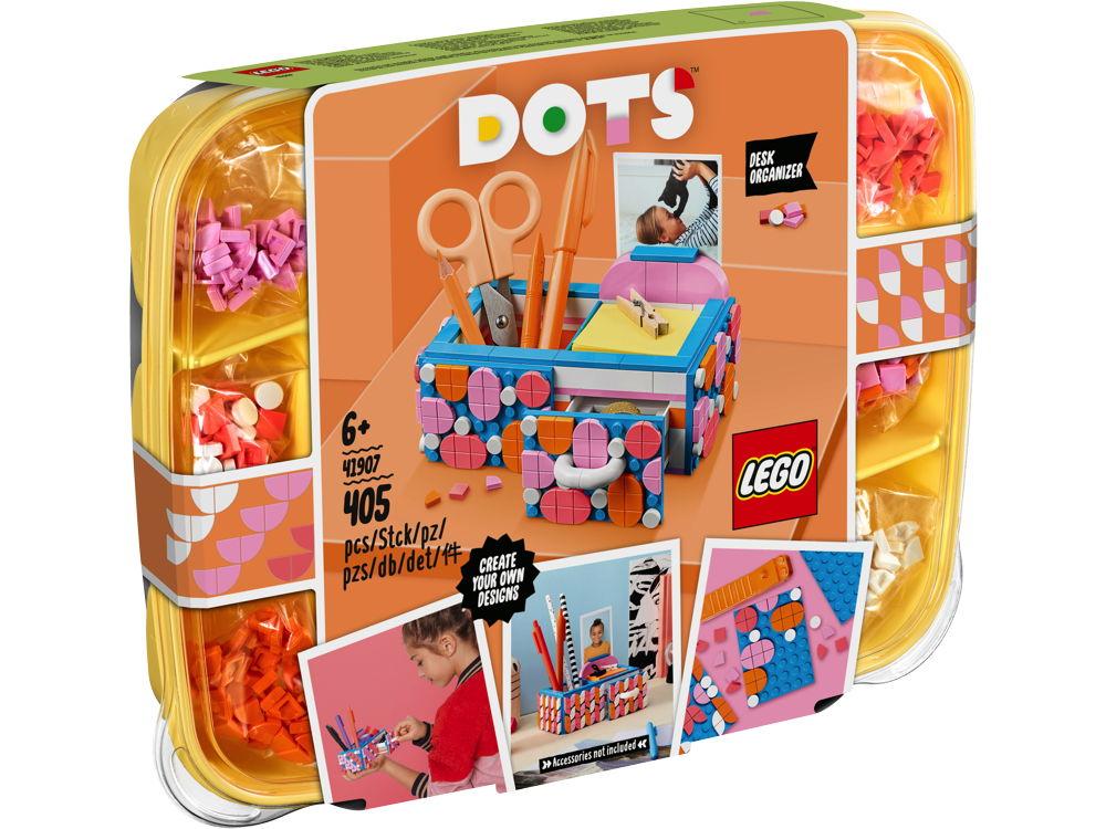 LEGO® DOTS Stiftehalter mit Schublade 405 Teile 41907