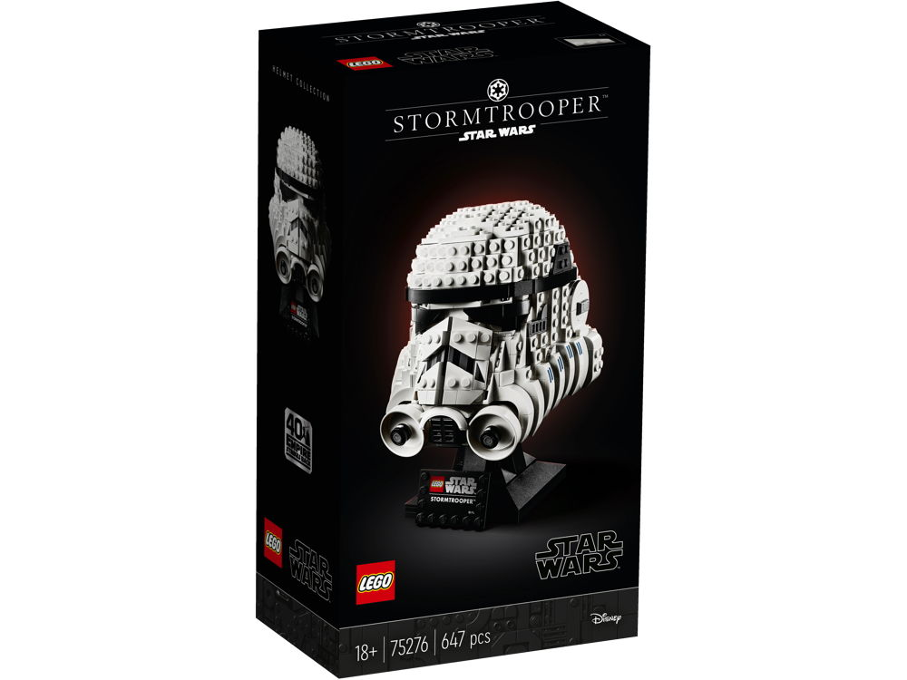 LEGO® Star Wars™ Stormtrooper™ Helm 647 Teile 75276
