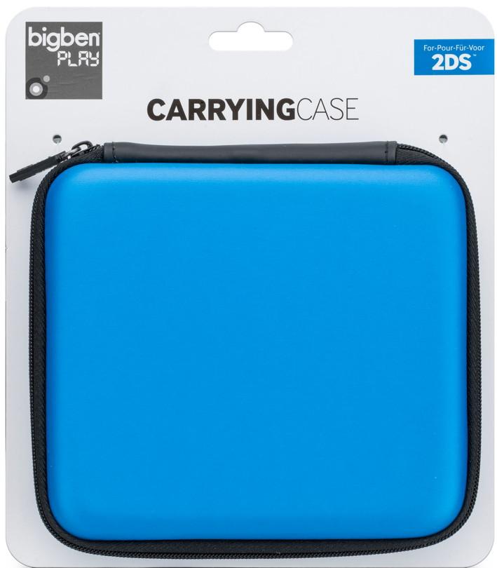 Bigben nintendo 2ds tasche classic case blau bb321142 for Housse 2ds bigben