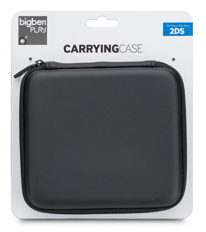 Bigben nintendo 2ds tasche classic case schwarz bb321142 for Housse 2ds bigben