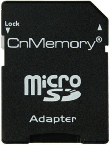 CnMemory SDHC Adapter für Micro SD / Micro SDHC / Micro SDXC Speicherkarten bulk