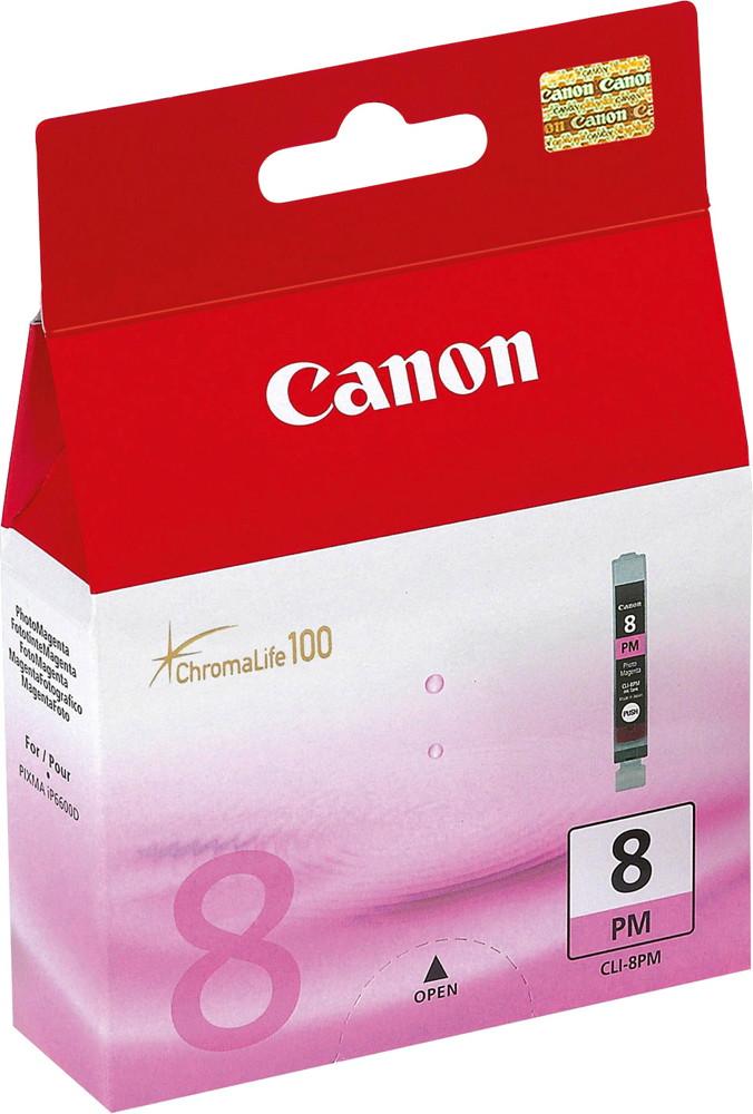 canon druckerpatrone original tinte cli 8 pm photo magenta. Black Bedroom Furniture Sets. Home Design Ideas