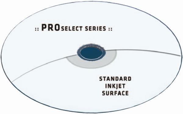 600 Mediarange DVD-R professional full printable proselect 4.7GB 120Min 16x Spindel