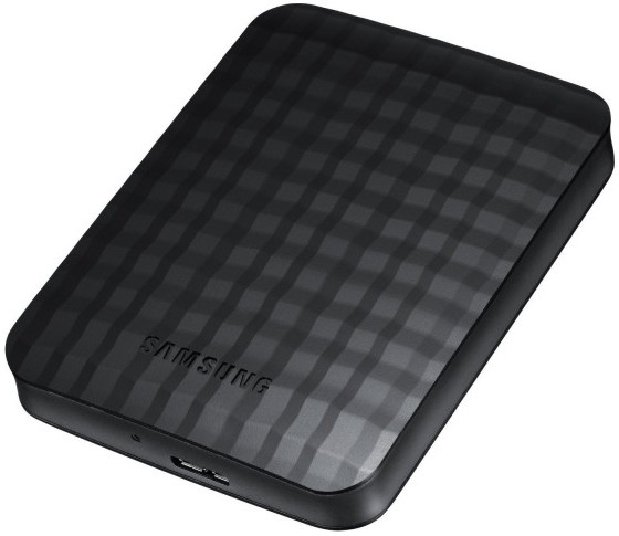 Samsung HDD externe Festplatte M3 2,5 Zoll 4TB USB 3.0 schwarz