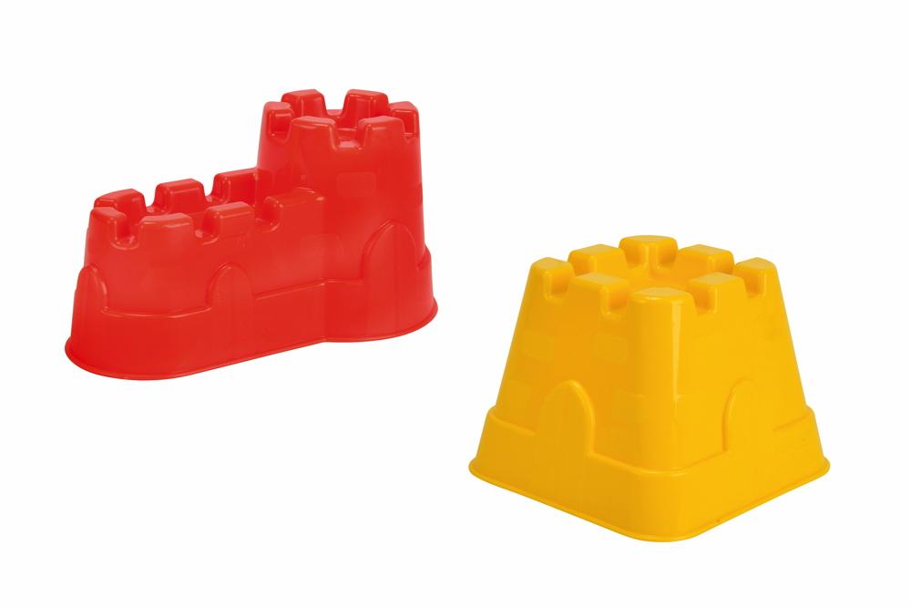 Simba Outdoor Spielzeug Sand & Strand Burg Sandform zufällige Auswahl 107101677