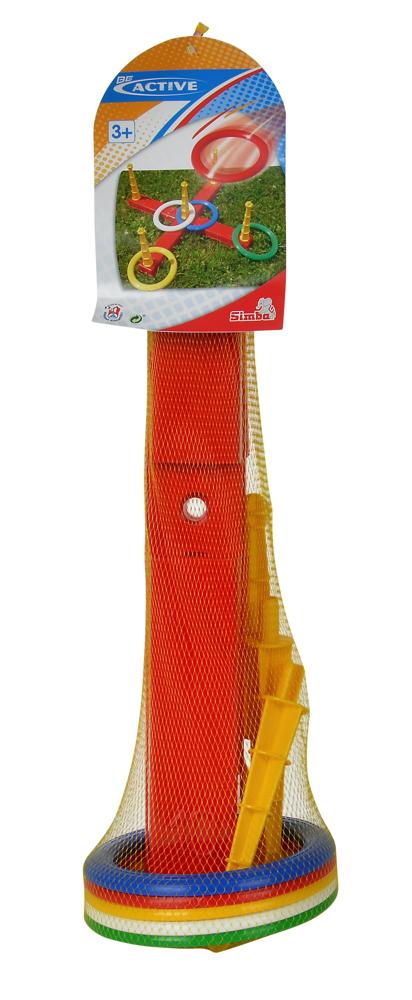 Simba Outdoor Spielzeug Wurfspiel Ringwurfspiel Kreuz 107408799