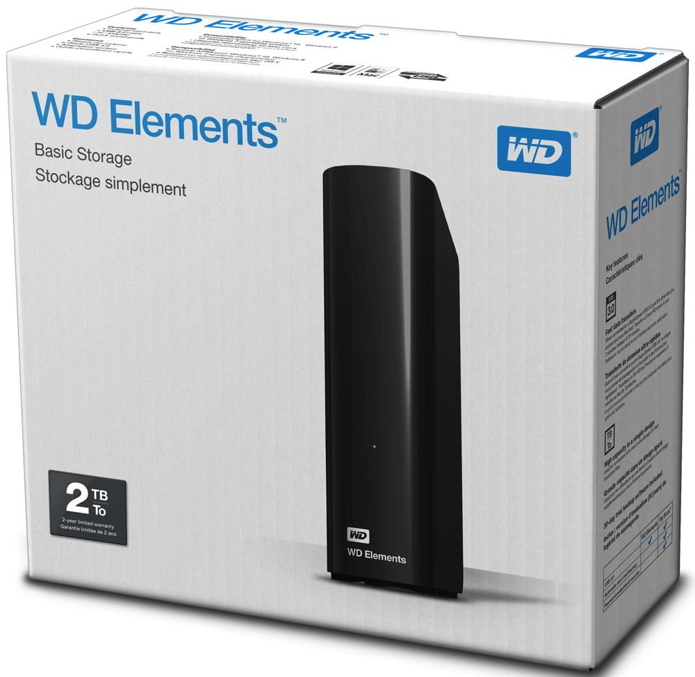 wd western digital hdd externe festplatte elements desktop. Black Bedroom Furniture Sets. Home Design Ideas