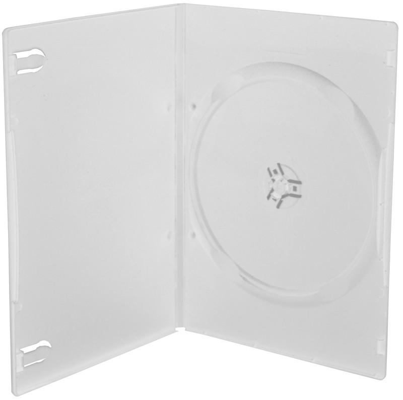 100 dvd h llen slim clear transparent 7 mm 1er professional machine packing ebay. Black Bedroom Furniture Sets. Home Design Ideas