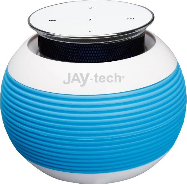 JAY-tech Mini Bass Tin Bluetooth
