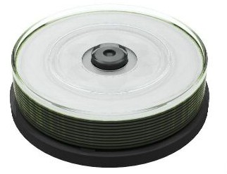 10 Mediarange CD-R full printable 25Min 220MB 24x Spindel