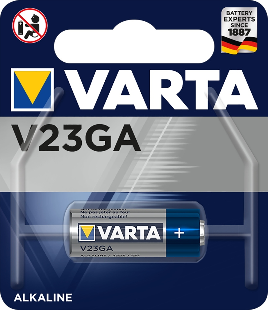 1 Varta 4223 Professional 8LR932