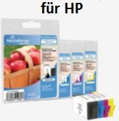 kompatible Tinte f�r HP
