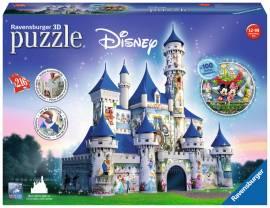 216 Teile Ravensburger 3D Puzzle Bauwerk Disney Schloss 12587 - Bild vergrößern