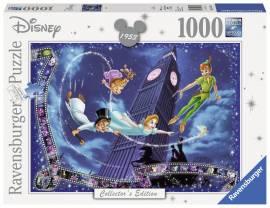 1000 Teile Ravensburger Puzzle Disney Collector's Edition Peter Pan 19743 - Bild vergrößern