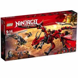 LEGO® NINJAGO Mutter der Drachen 882 Teile 70653 - Bild vergrößern