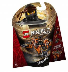LEGO® NINJAGO Action Toy Spinjitzu Cole 117 Teile 70662 - Bild vergrößern