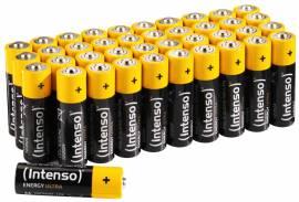 40 Intenso Energy Ultra AA / Mignon Alkaline Batterien im 40er Shrink Pack - Bild vergrößern